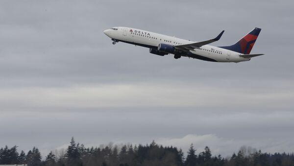 Letadlo společnosti Delta Air Lines - Sputnik Česká republika