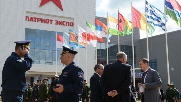Armáda 2016 - Sputnik Česká republika