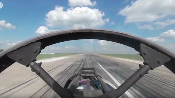 Aviadarts 2016 z 360 stupňů: uvnitř kokpitu Su-30 - Sputnik Česká republika