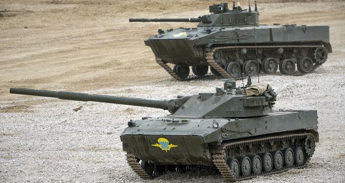 Sprut-SD a BMD-4