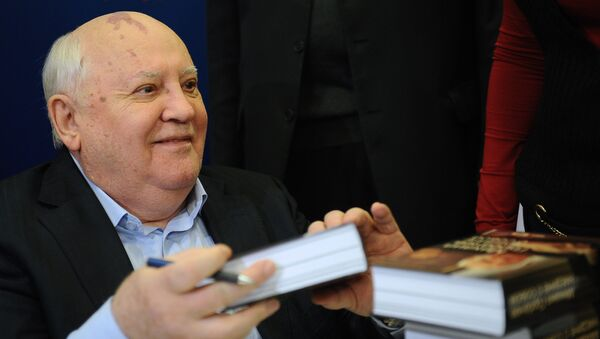Michail Gorbačov - Sputnik Česká republika