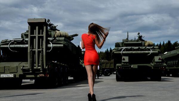 Mezinárodní vojensko-technické fórum Armáda 2016 - Sputnik Česká republika