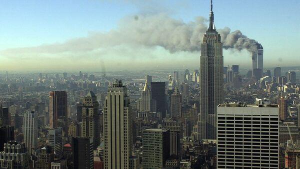 Teroristický útok 11. září - Sputnik Česká republika