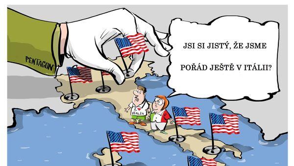 Kde jsme? - Sputnik Česká republika