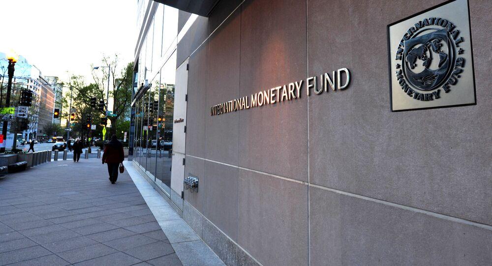 Budova MMF ve Washingtonu