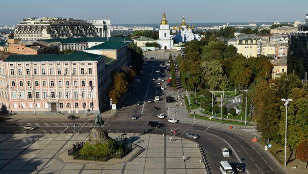 Kyjev - Sputnik Česká republika