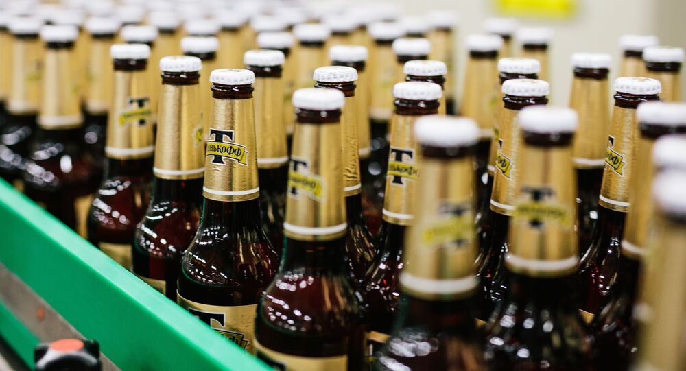 Výroba piva v Ivanovské oblasti