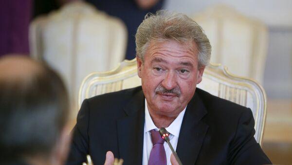 Lucemburský ministr zahraničních věci Jean Asselborn - Sputnik Česká republika