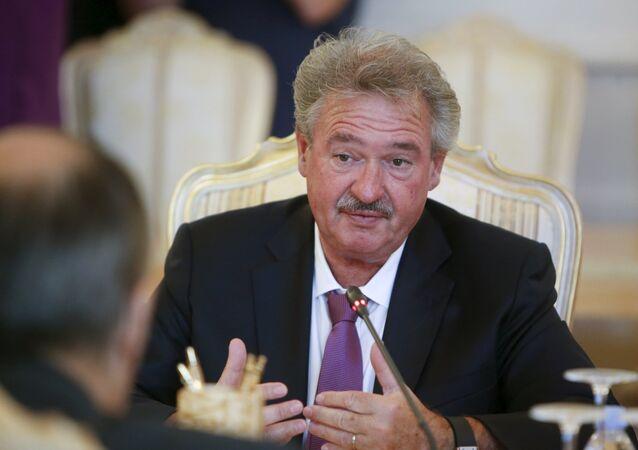 Lucemburský ministr zahraničních věci Jean Asselborn