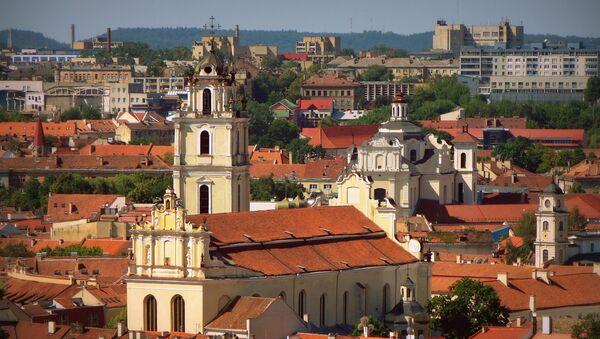 Vilnius, Litva - Sputnik Česká republika
