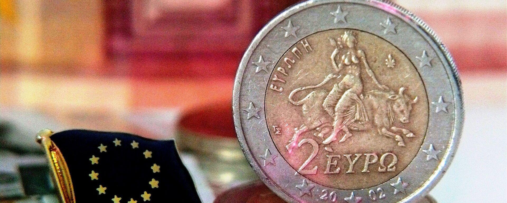 Eurozone - Sputnik Česká republika, 1920, 18.07.2021