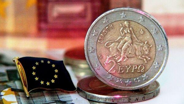Eurozóna - Sputnik Česká republika