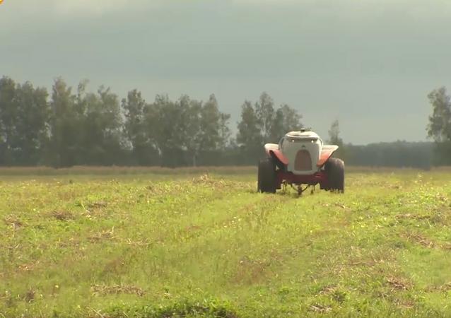 Rusové vytvořili agrorobota měnícího farmaření v radost