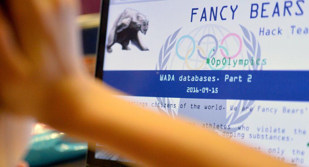 Hackeři fancy Bears zveřejnili údaje z datové základny WADA o sportovcích, kteří brali doping