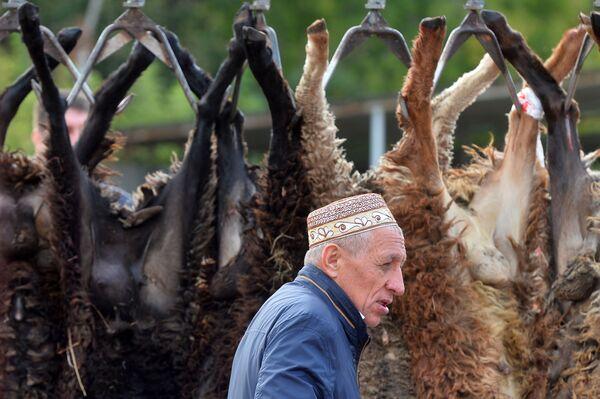 Zařízení pro zabití obětních živočichů v Kazani - Sputnik Česká republika