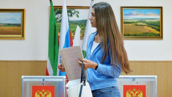 Volby v Rusku - Sputnik Česká republika
