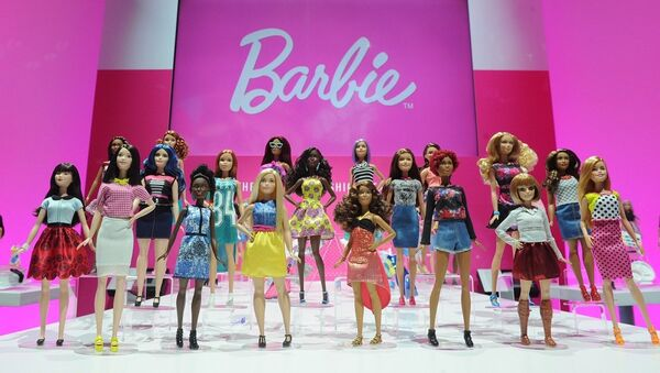 panenky Barbie - Sputnik Česká republika