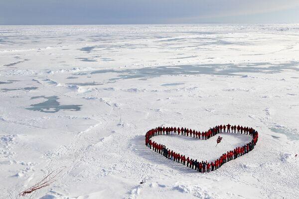 Drsná krása Ruské Arktidy - Sputnik Česká republika