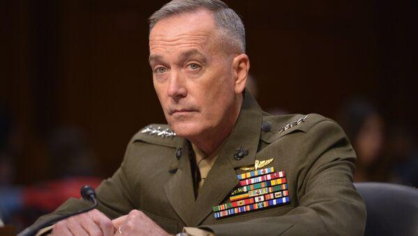 Náčelník Výborů náčelníků štábů OS USA generál Joseph F. Dunford - Sputnik Česká republika