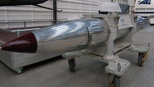 Jaderná bomba B61 - Sputnik Česká republika