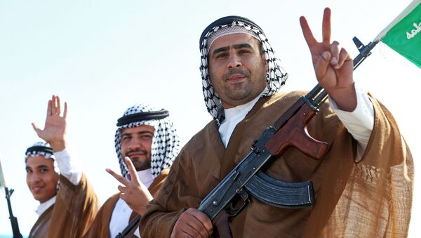Íránští vojáci. Archivní foto - Sputnik Česká republika