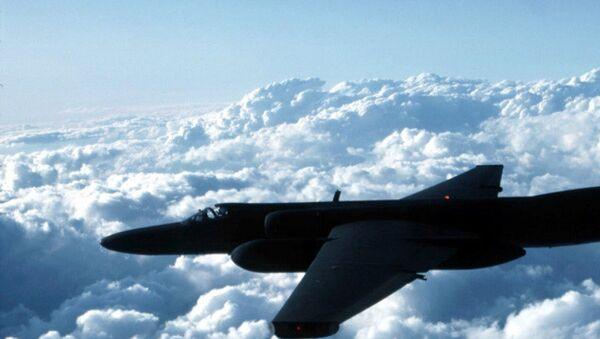 Výzvědné letadlo U-2 - Sputnik Česká republika