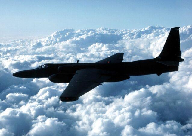 Výzvědné letadlo U-2