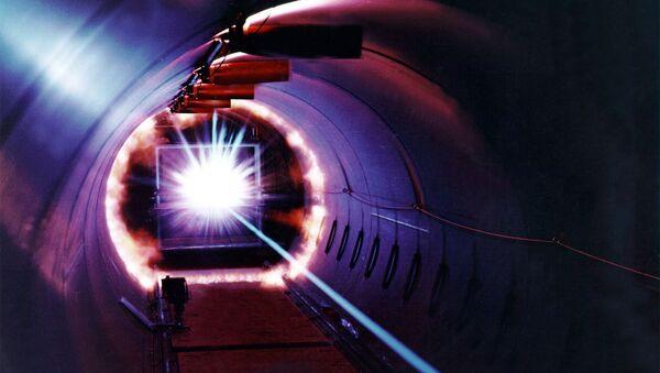 Laser. Ilustrační foto - Sputnik Česká republika