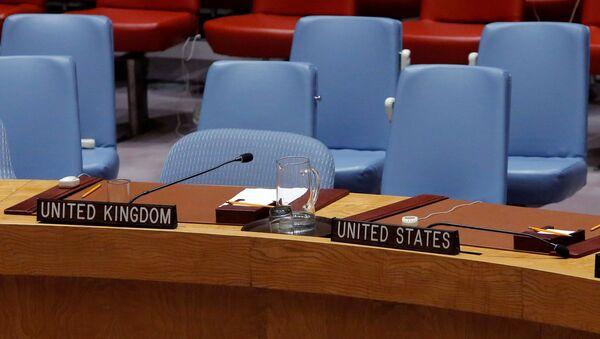 Zasedání Rady bezpečnosti OSN - Sputnik Česká republika