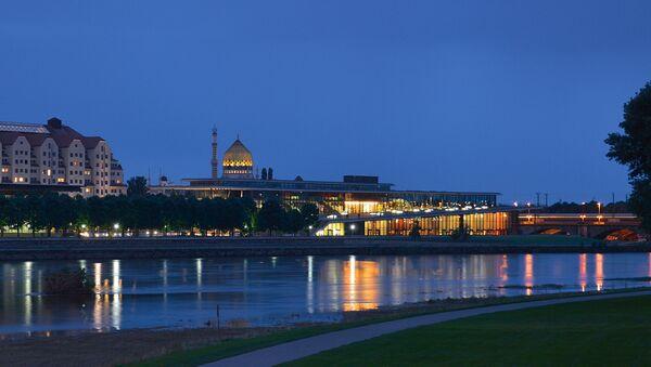 Mezinárodní Kongresové centrum v Drážďanech - Sputnik Česká republika