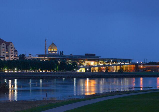 Mezinárodní Kongresové centrum v Drážďanech