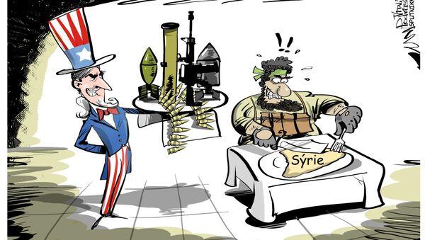 Srdečný pozdrav z USA - Sputnik Česká republika
