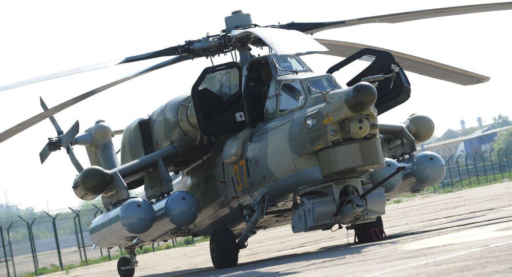 Mil Mi-28 Noční lovec