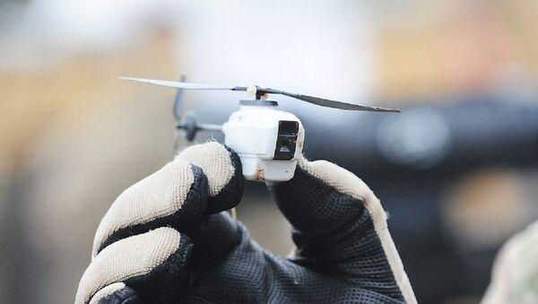 Dron Black Hornet - Sputnik Česká republika