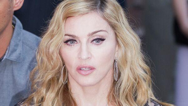 Madonna - Sputnik Česká republika