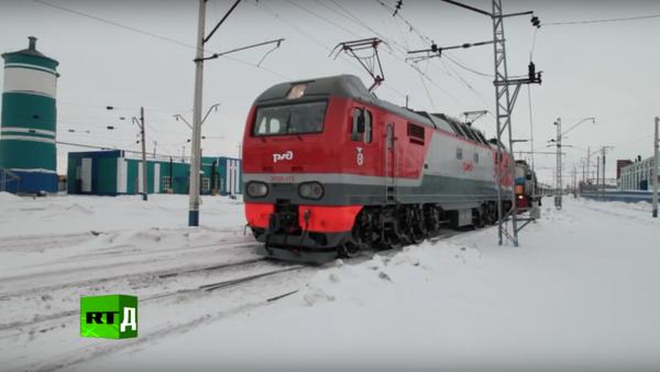 Dokumentární seriál. Transsibiřská odysseia (3. díl) - Sputnik Česká republika