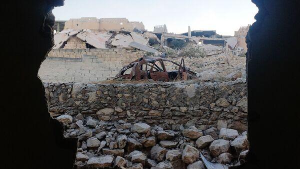 Handarát, Aleppo - Sputnik Česká republika