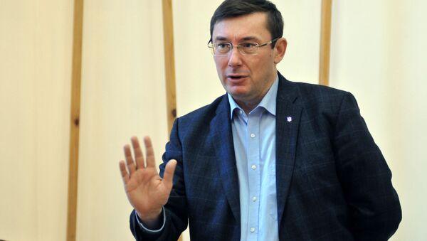 Jurij Lucenko - Sputnik Česká republika