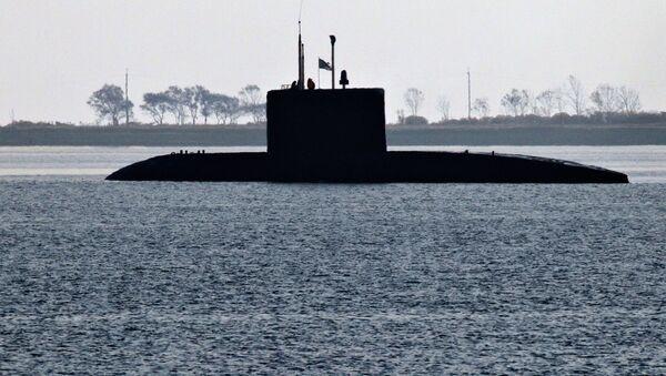 Diesel-elektrická ponorka Varšavjanka - Sputnik Česká republika