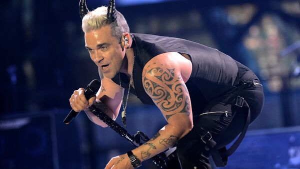 Robbie Williams - Sputnik Česká republika
