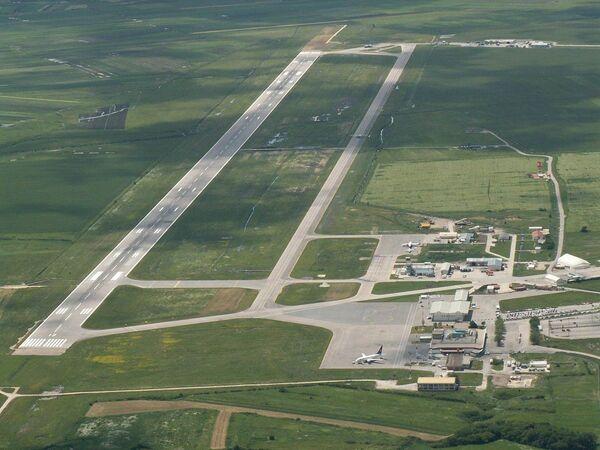 Mezinárodní letiště v Prištině - Sputnik Česká republika
