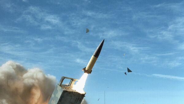 ATACMS série amerických taktických balistických střel - Sputnik Česká republika