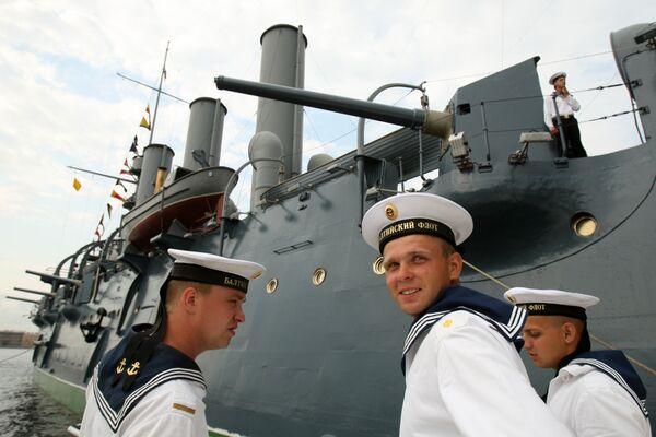 Aurora: legendární loď, která jedním výstřelem změnila ruské dějiny - Sputnik Česká republika