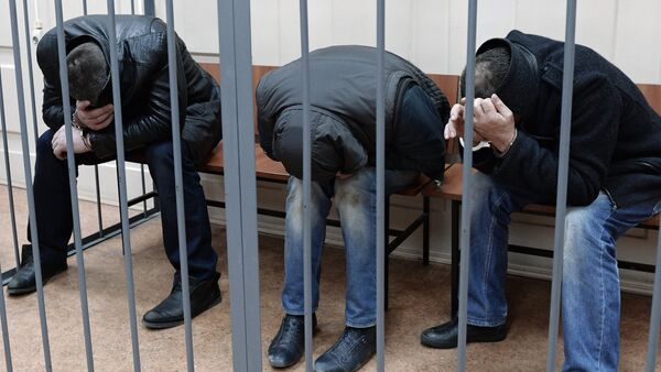 Zadržení v kauze Borise Němcova - Sputnik Česká republika