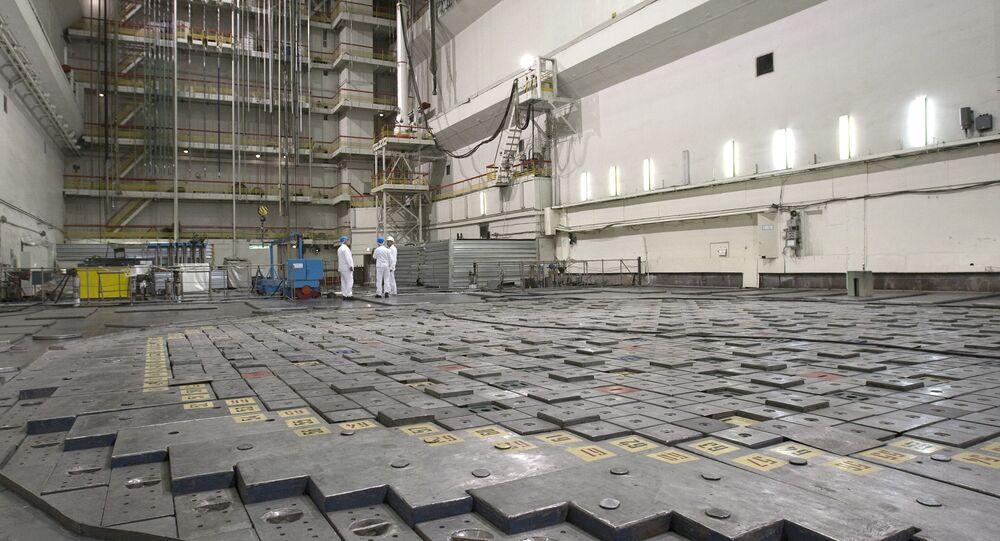 Poslední ruský reaktor na plutonium