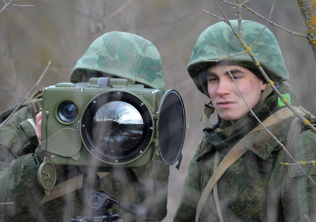 Ruští rozvědčíci