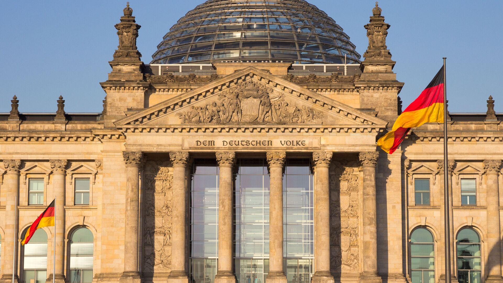 Německý spolkový sněm - Sputnik Česká republika, 1920, 24.04.2021
