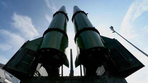 Iskander-M ve Vladivostoku - Sputnik Česká republika