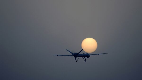 Dron MQ-9 Reaper - Sputnik Česká republika