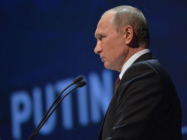 Putin na oficiální návštěvě v Turecku - Sputnik Česká republika